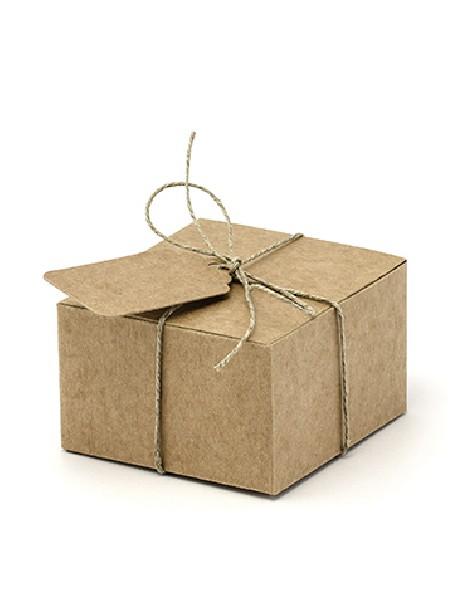 EKO pudełko, podziękowanie dla Gości