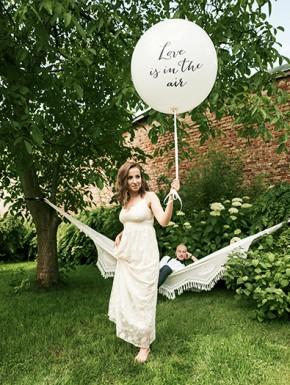 Giga Balon Love is in the air 1m
