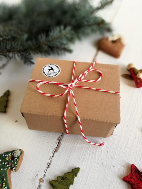 Pudełko na każdy STEMPEL prezent