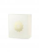 Księga Gości Komunijnych ze złotym emblematem