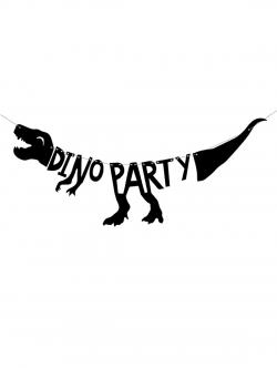 Baner Dinozaury - Dino Party