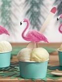 Topery z flamingami Aloha