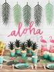 Girlanda Aloha palmowe liście