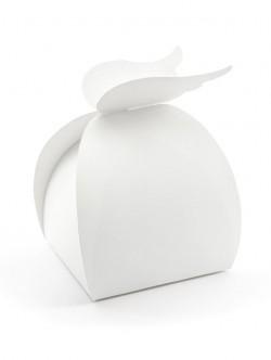 Pudełka ze skrzydełkami Komunia Chrzest