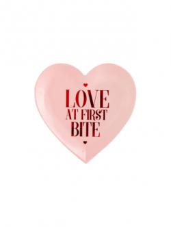 Talerzyki Walentynki - Love at first bite Sweet Love